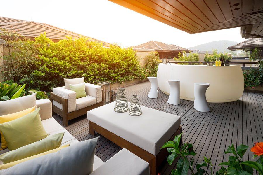 Outdoor decking