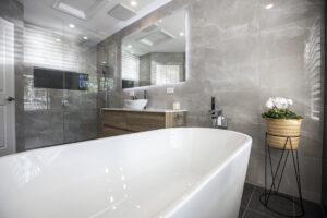 Bathroom Makeover Black Rock