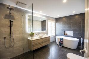 Bathroom Makeover Bentleigh